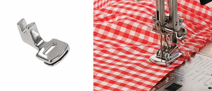 Лапки для швейных машин для вышивки