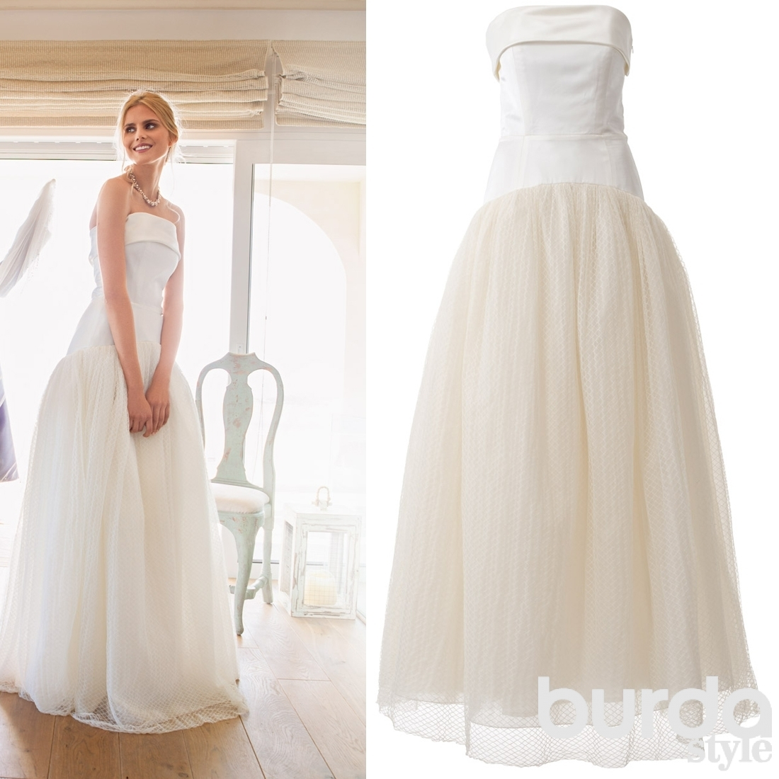 Как отбелить свадебное платье в домашних условиях 7