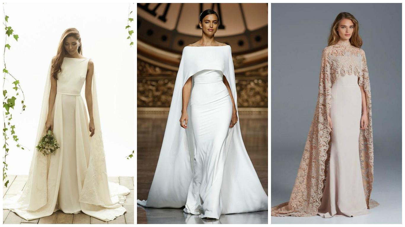 7 главных трендов свадебной моды 2016