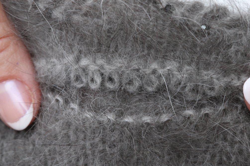 Теплый снуд с кристаллами Swarovski®