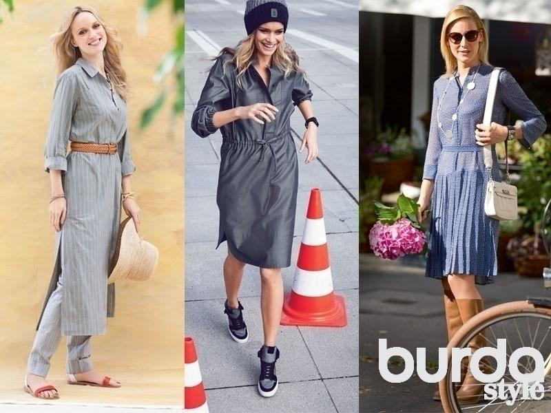 Платье-шемизье: кому идет и с чем носить? Советы дизайнера