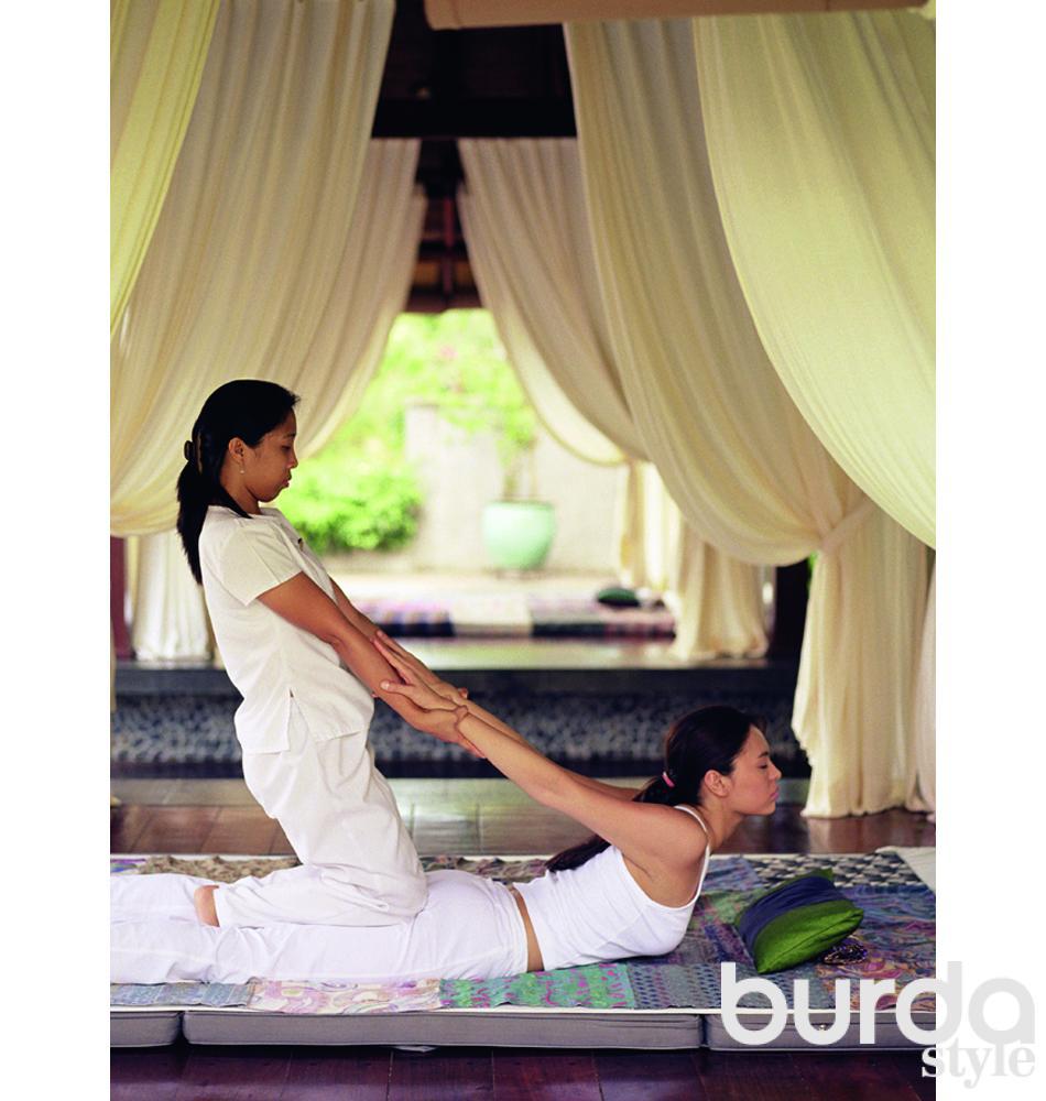 Симферополь тайский масаж 18 фотография