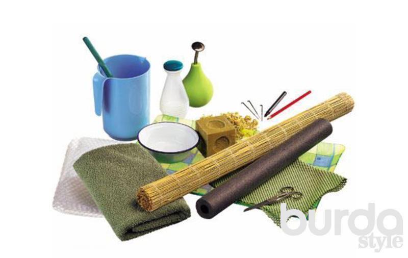 Инструменты для валяния мокрого