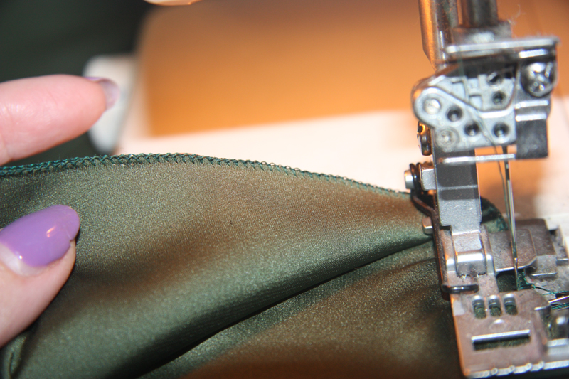 Как сшить юбку без оверлока 72