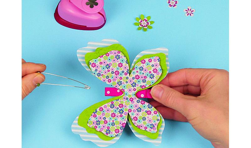Как сделать бабочек из бумаги своими руками