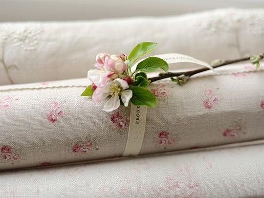 Как декатировать ткань