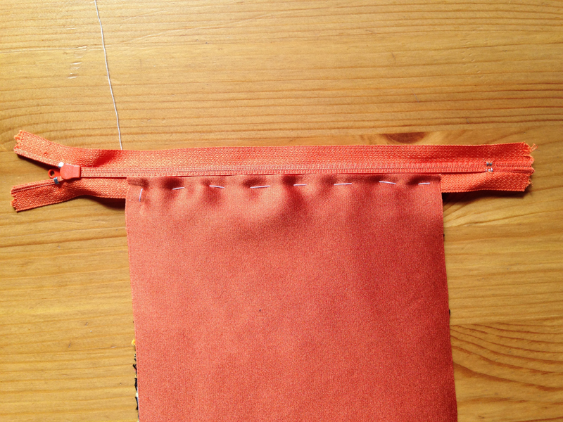 Объёмный чехол для солнцезащитных очков своими руками