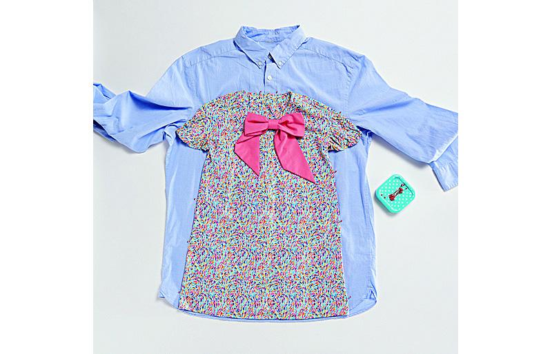 Как сделать платье из бумаги своими руками 3
