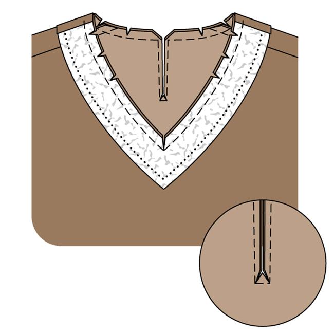 Блузка крестьянка 4