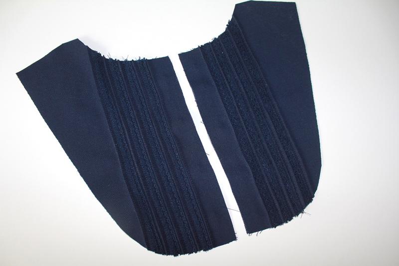 Школьная форма своими руками: платье для девочки
