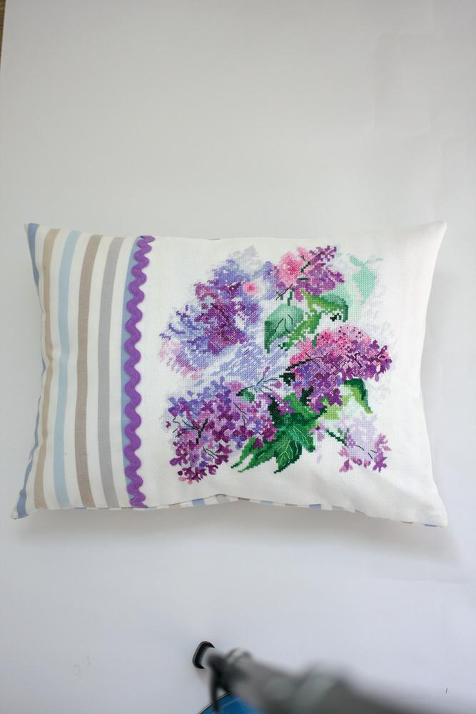 Как сшить наволочку для подушки