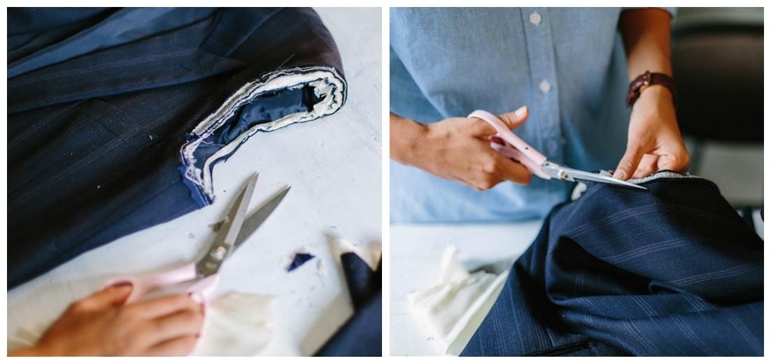 Как изготовить подплечник -уроки кроя и шитья