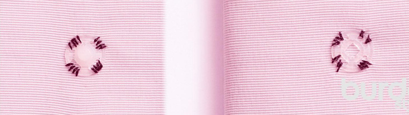 Кнопки и крючки для одежды: виды, отличия, применение