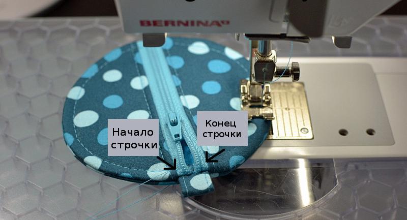 Шьем подвесной кармашек для наушников