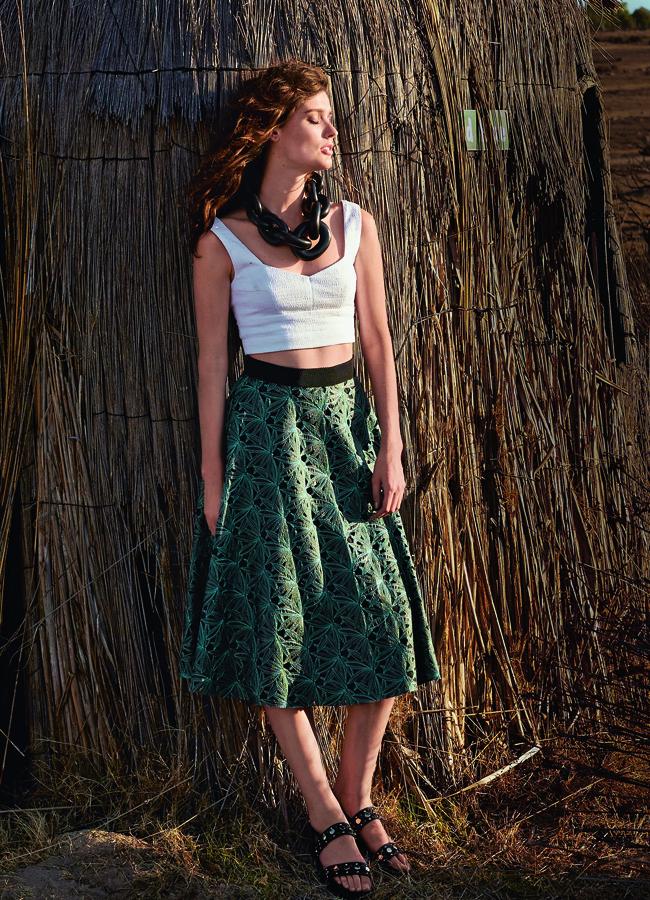 Шьем юбку мастер класс с фото #7