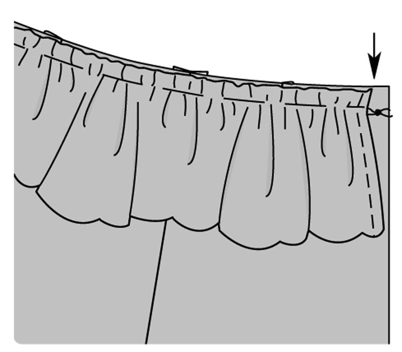 Ажурное искушение: платье из кружева своими руками