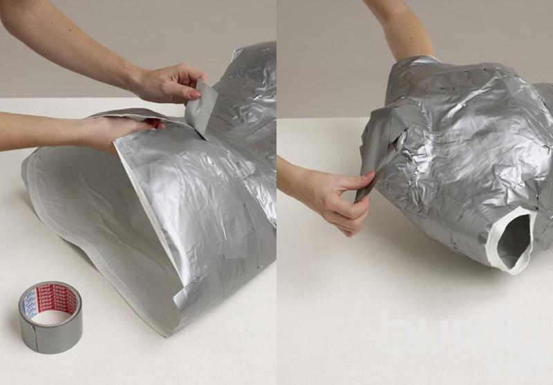 Как сделать манекен своими руками для себя