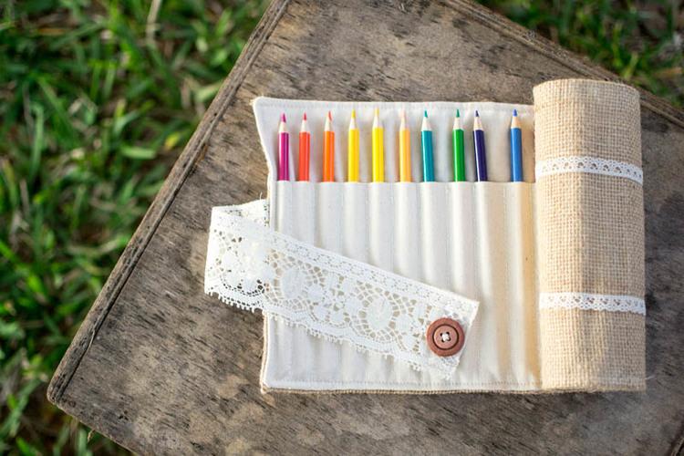 Пеналы для карандашей своими руками