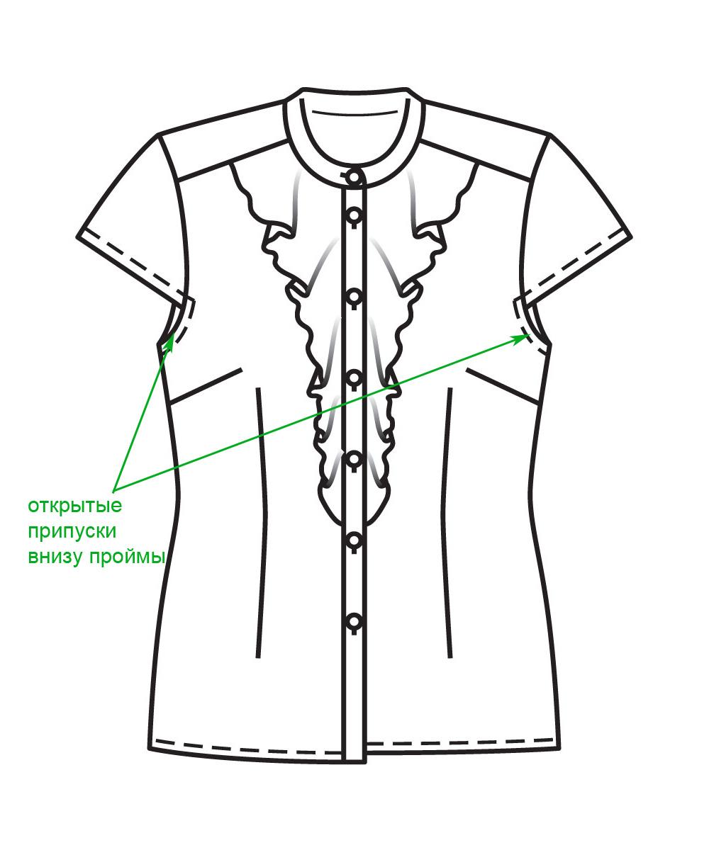 Как шить блузку: особенности, детали