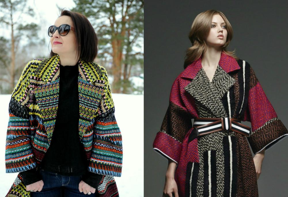 Шьем пальто мастер класс для новичков #11