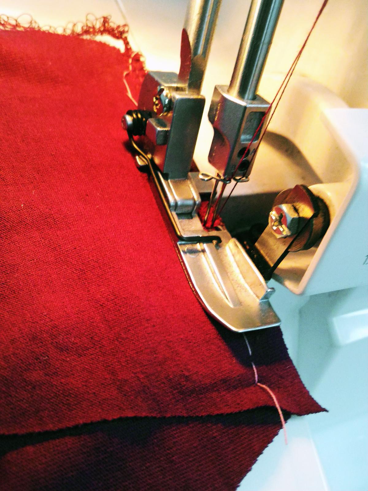 Приёмы шитья 21