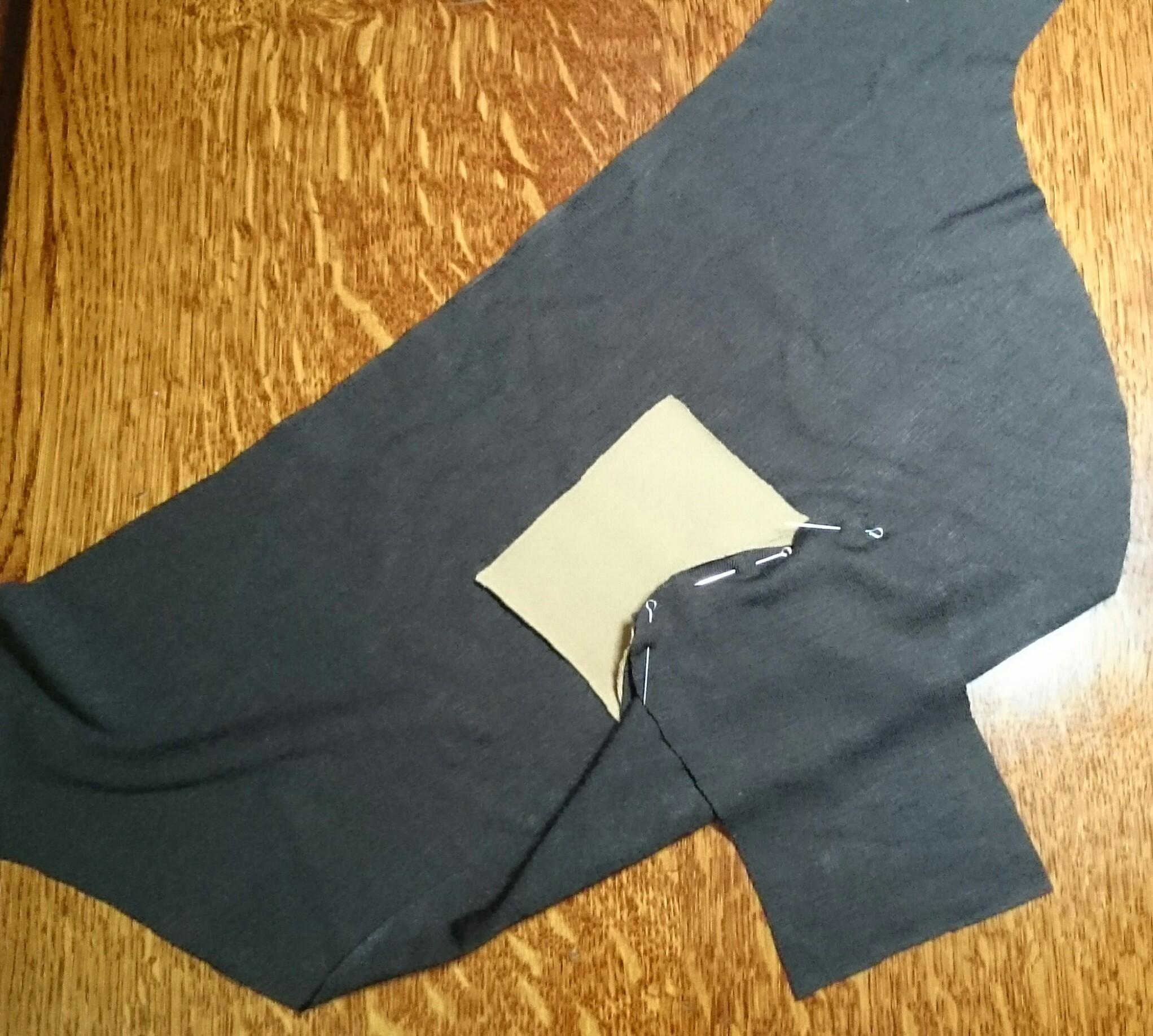 Как сшить брюки без оверлока 40