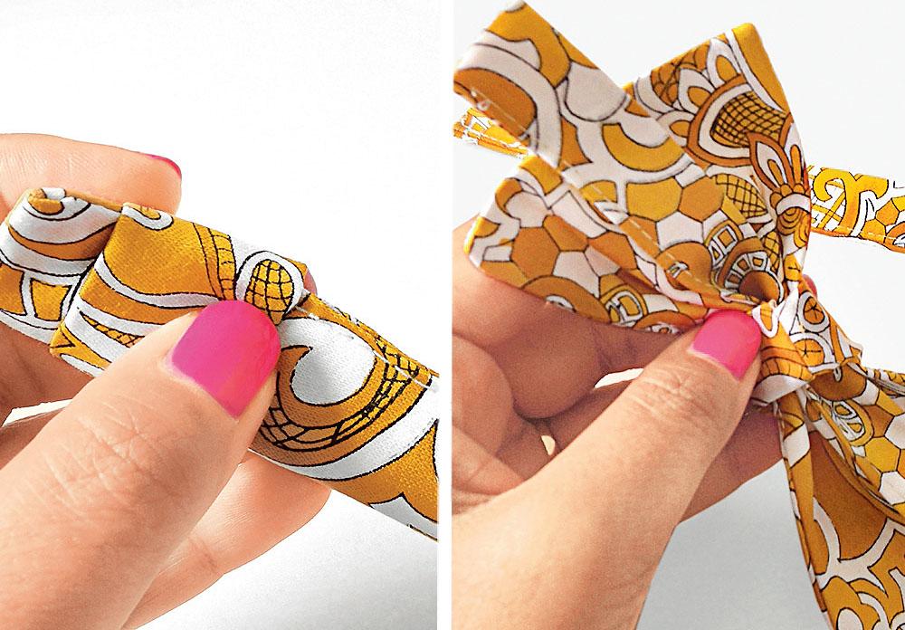 Как сшить ремешок для галстука бабочки 61