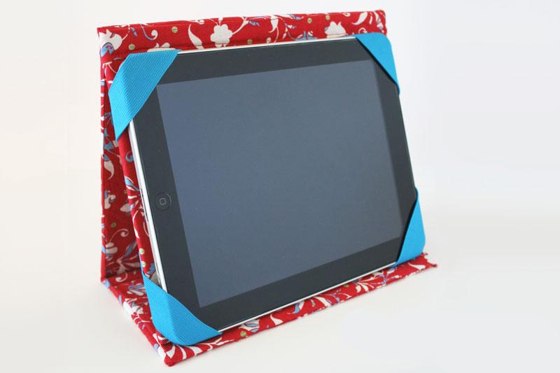 Чехол-подставка для планшета своими руками