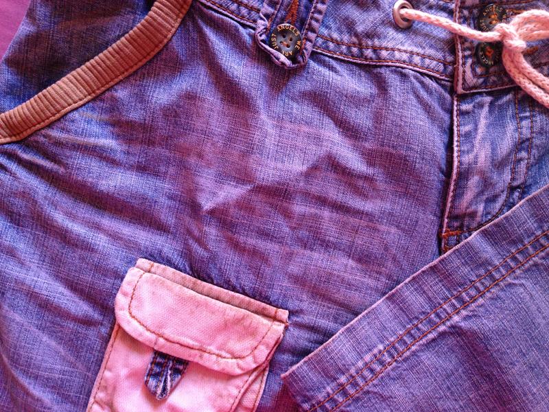 Отделочные строчки на юбках