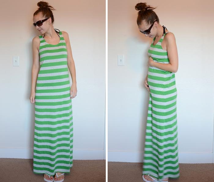 Платье из трикотажа мк