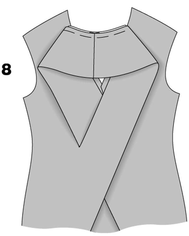 b121a662a81 Как сшить летнюю блузку своими руками — Мастер-классы на BurdaStyle.ru