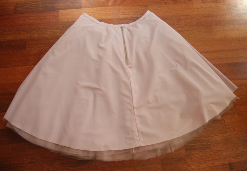 Как пошить фатиновые юбки