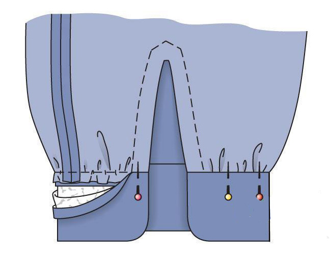 джемпер реглан вязание