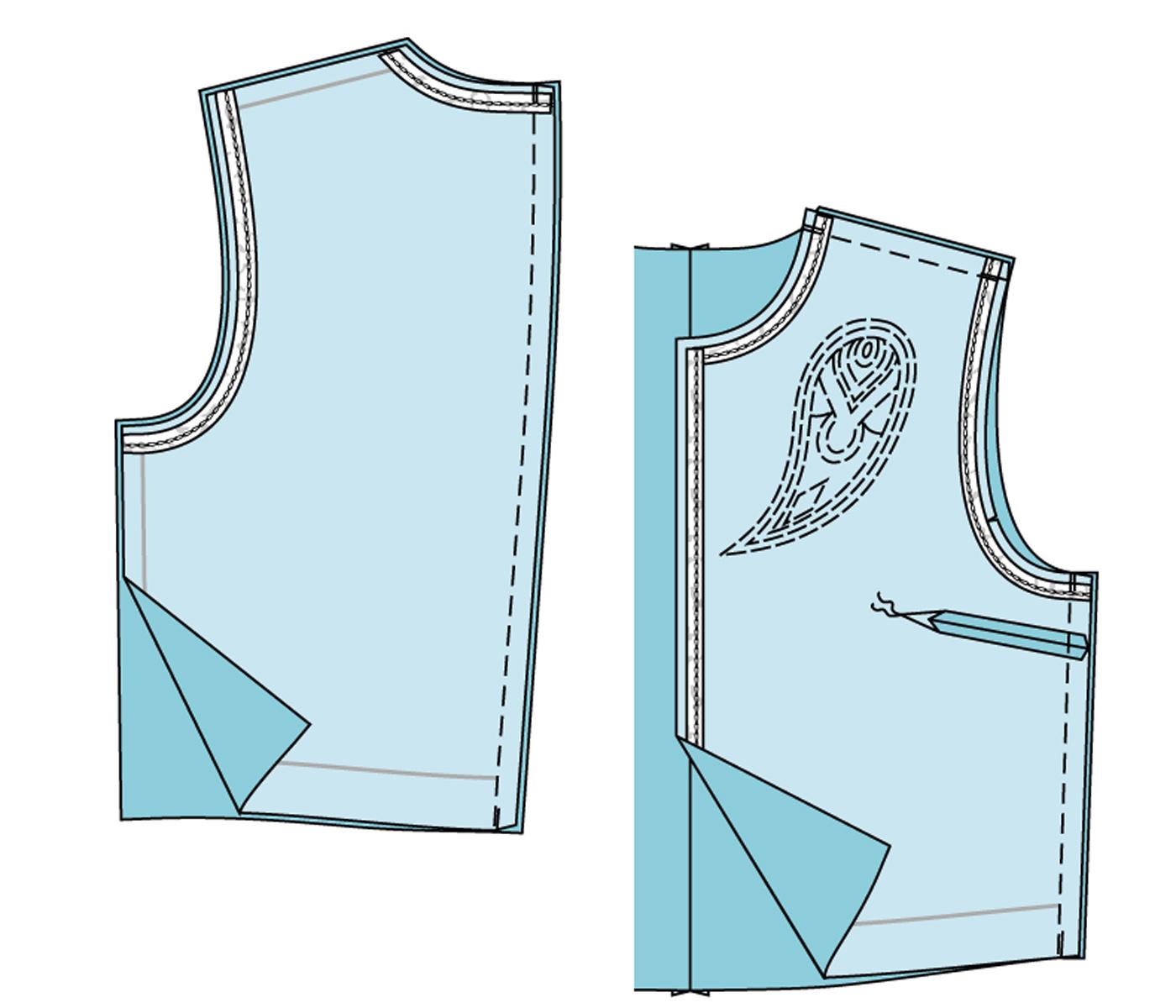 Шьем сами - секреты шитья от А. Корфиати 20