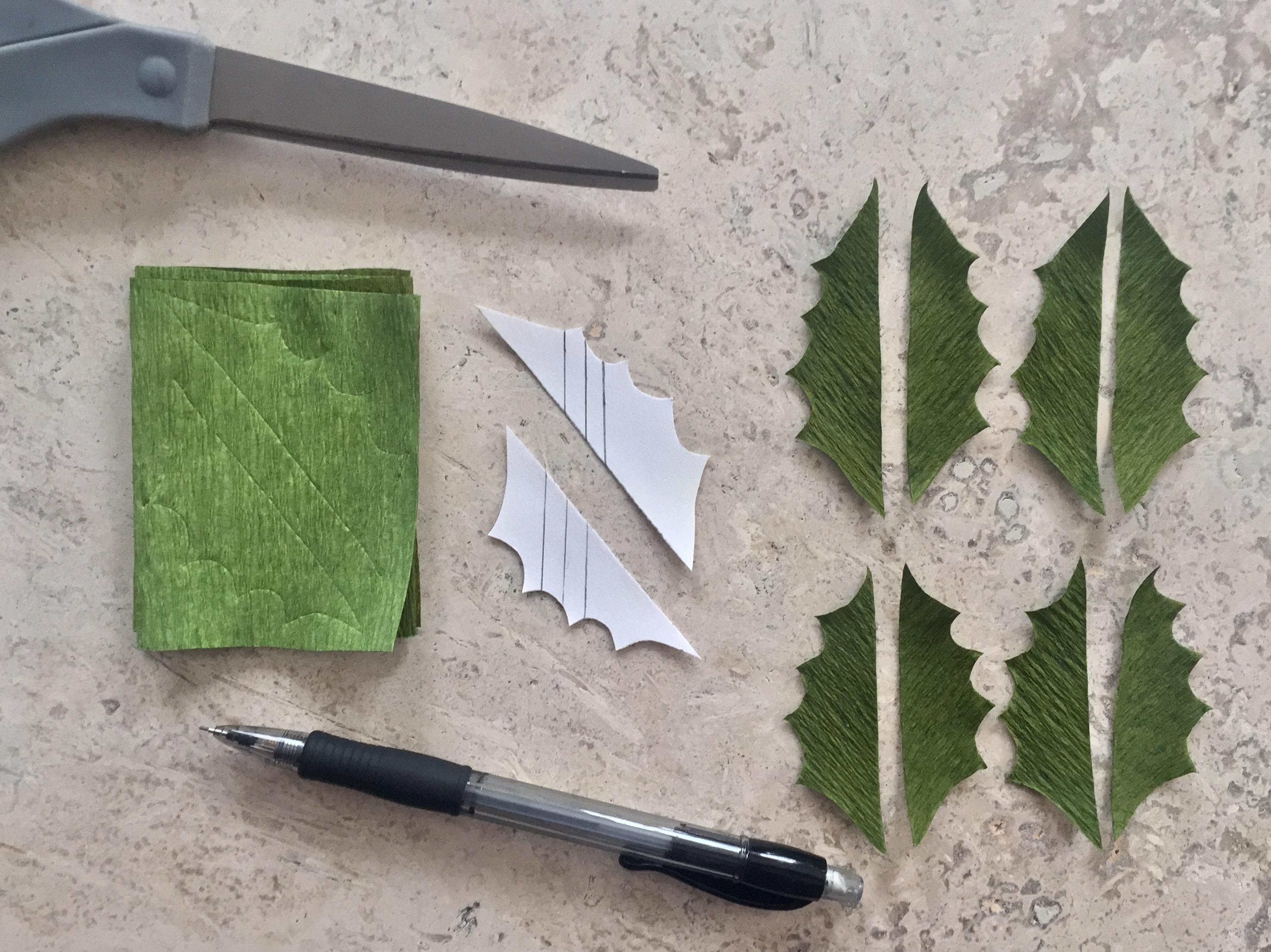 Зеленые веточки своими руками