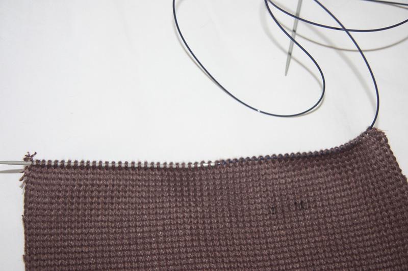 Как сшить из вязаного полотна 92