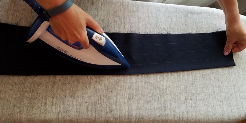 Как правильно выполнять влажно-тепловую обработку мужских брюк