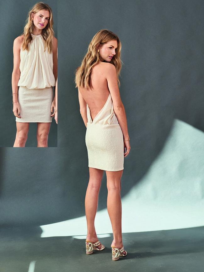 6ed7b6fad32 Платье с открытой спиной своими руками — Мастер-классы на BurdaStyle.ru