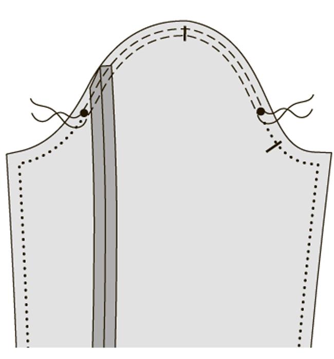 Как сшить платье-футляр с драпировкой спереди