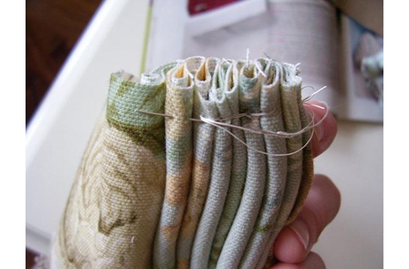 Как «сшить» шкатулку для колец своими руками