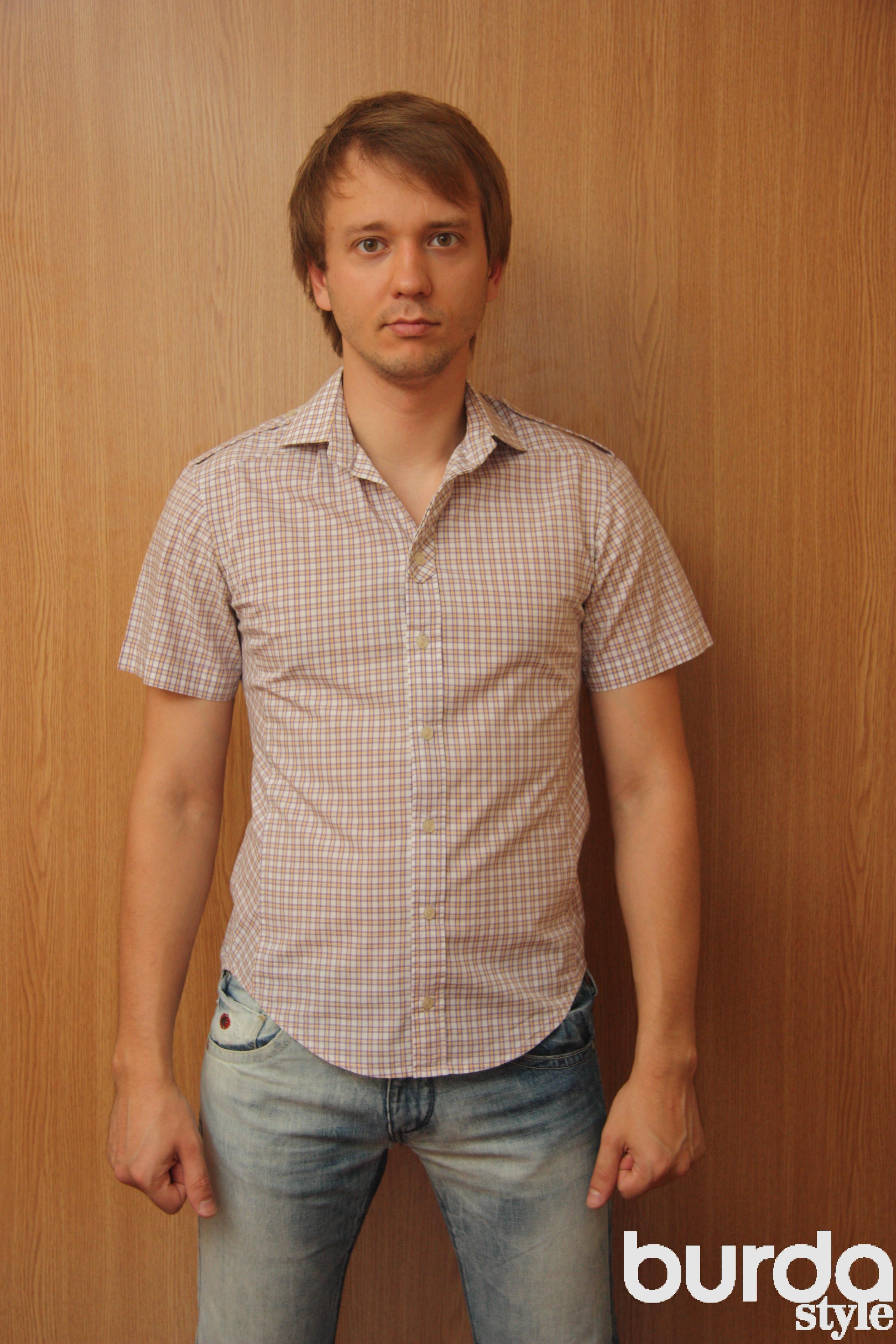 Выкройка мужской рубашки без рукавов фото 228