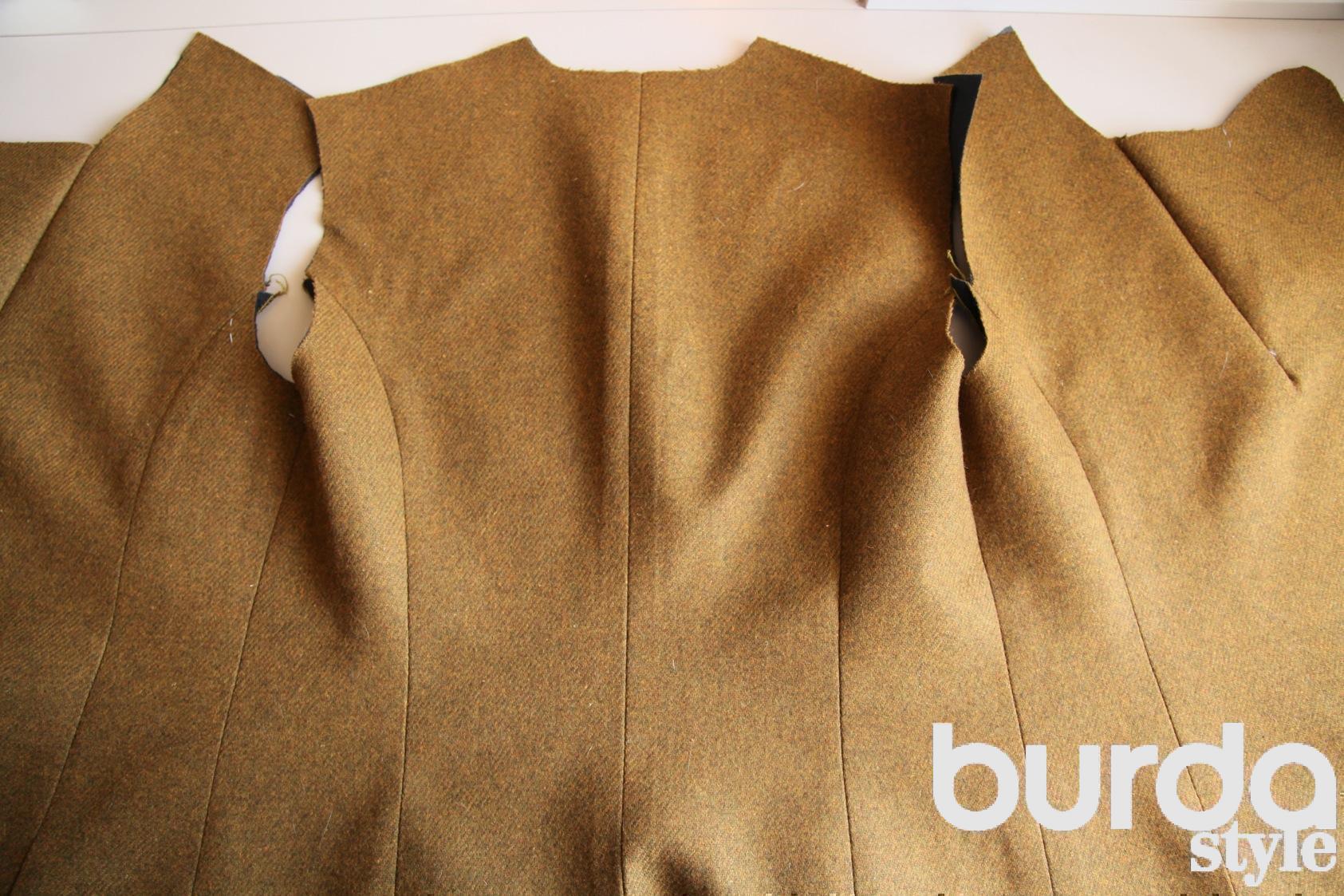 Подкладка для пальто своими руками